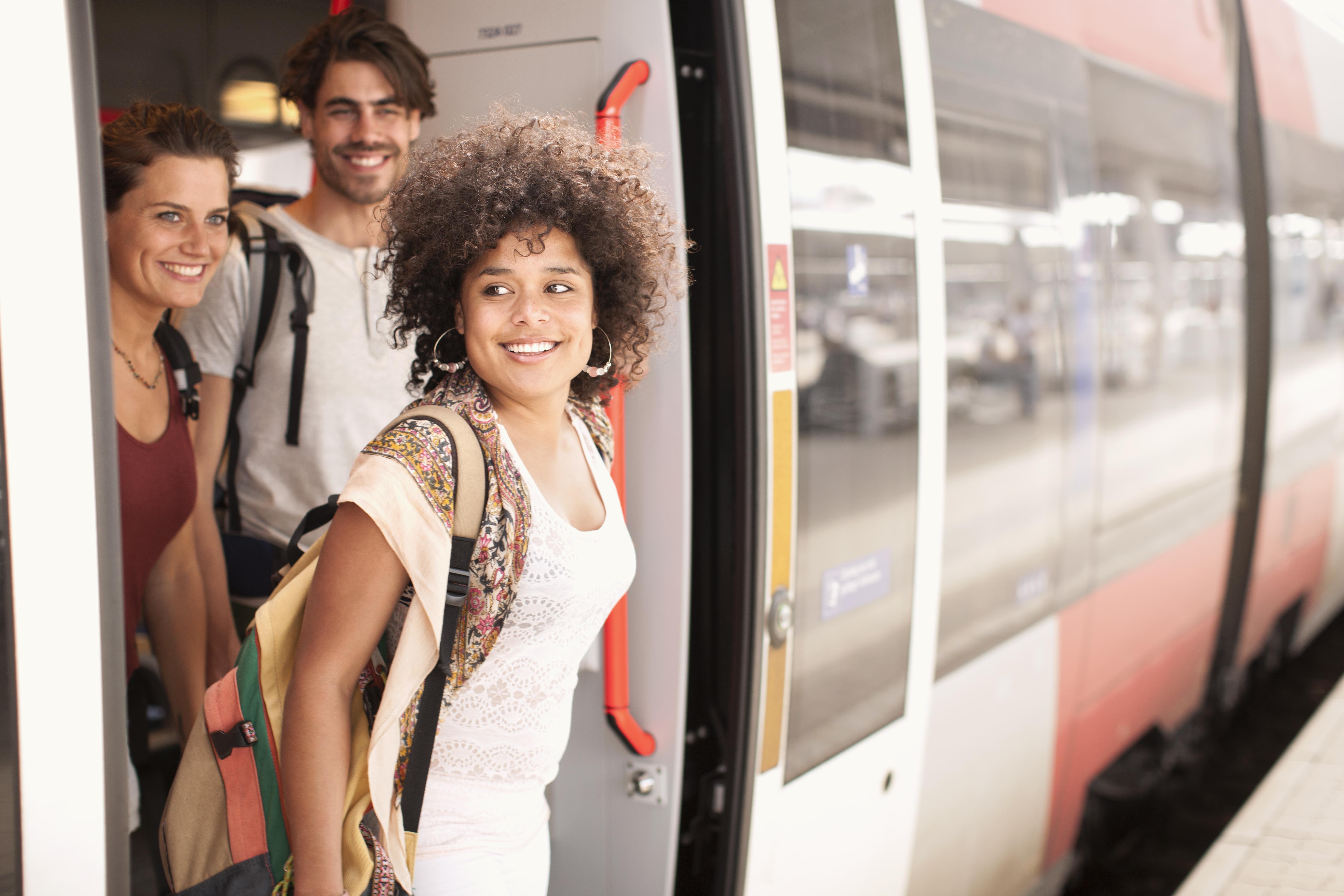 Interrail-Friends